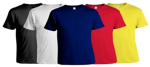 Pilihan Brand Kaos Polos Dalam dan Luar Negeri